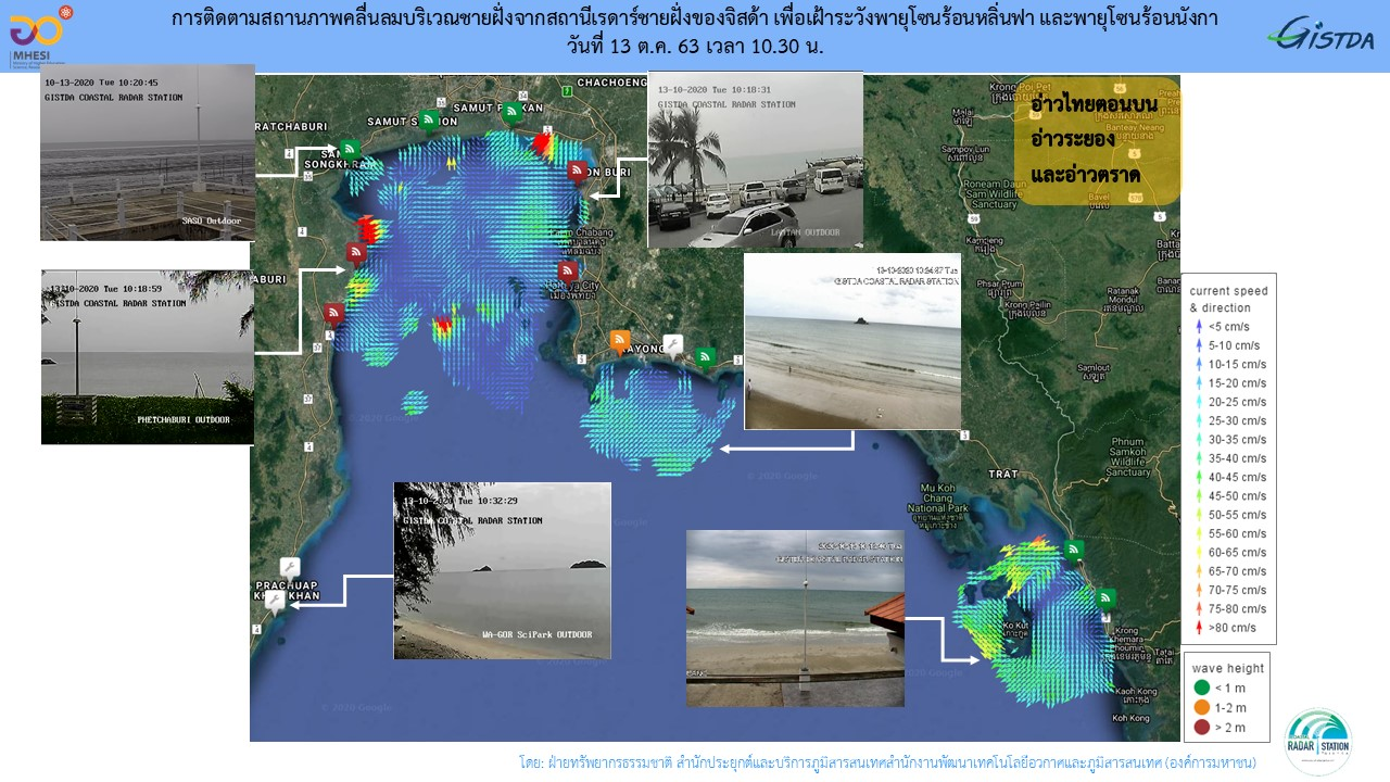 SeaState_Gistda_CoastalRadar_20201013_P1